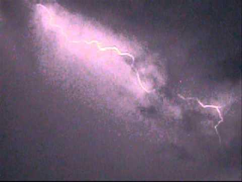 Lightning Storm Pokhara, Nepal