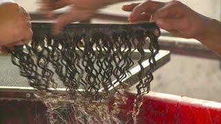 Export in Blond und Brünett: Haarige Geschäfte in China