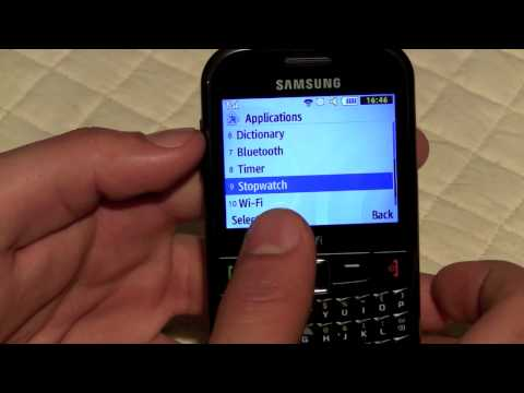 Samsung Chat 335 Unboxing and Review