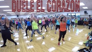 Zumba Duele el Corazon by Enrique Iglesias ft Wisin