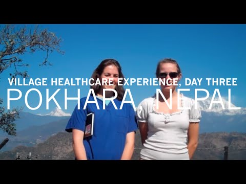 Nepal Village Experience with Nina and Sally – Day Three
