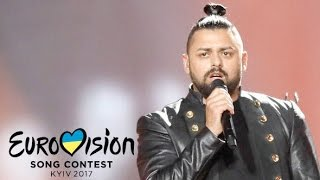 Joci Pápai - Origo (Hungary), Eurovision 2017: Grand Final, LIVE, Song Contest
