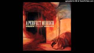 A Perfect Murder -  Strength Through Vengeance - Body And Blood