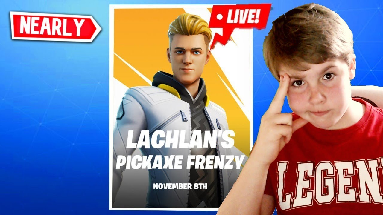 SD7GAME - How We NEARLY Got The Lachlan Skin