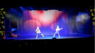 Disney's Phineas and Ferb-Live (Beginning of show) March 2, 2012.mp4