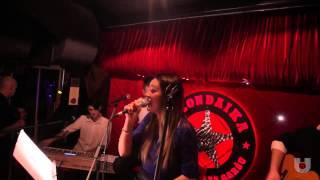 Kristīne Šomase - Old Pop In An Oak by Rednex (Acoustic LIVE cover)