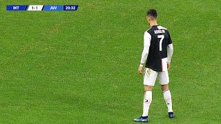 When Cristiano Ronaldo Surprised The World