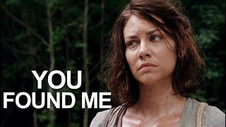 You Found Me | The Walking Dead