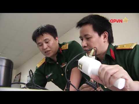 Nghiên cứu khoa học trong thanh niên Quân đội