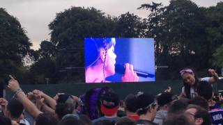 Lily Allen - Somewhere Only We Know live @ Electric Picnic 2014