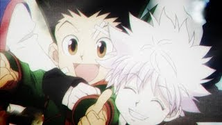 Hunter x Hunter - Shattered [AMV]