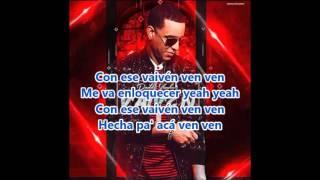 Daddy Yankee – El Vaivén (LETRA/LYRICS)