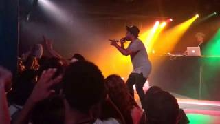 Isaiah Rashad - Park (Live at The International - Knoxville, TN 2/15/2017)