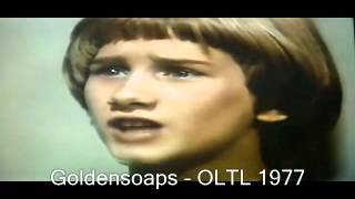 ONE LIFE TO LIVE - August 1977(OLTL)