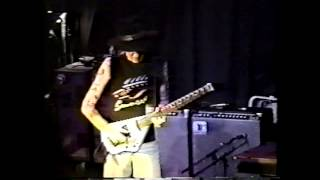 Johnny Winter - Johnny Guitar Live @ Hammerjack's in Baltimore on 12-19-1992!