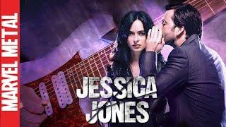 Jessica Jones Theme Metal