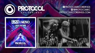 Nicky Romero & NERVO - Like Home (Video Teaser)