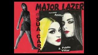 Major Lazer ft Anitta & Pablo Vittar - Sua Cara - Coreografia