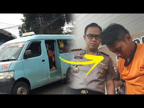 Download Video Sopir Angkot Bius Mahasiswi Gunakan Air Mineral Dan Merudapaksanya, Begini Modusnya