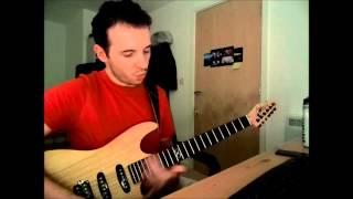 Skrillex - Kyoto (Guitar Cover/Remix)