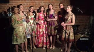 "Russian Folk Music That Will Make You Thrill! Ансамбль ""Белое Злато"" - Ёлка (New video) Russian song"