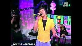Kristijan Jovanov LIVE (Tose Proeski - Zasto otide)