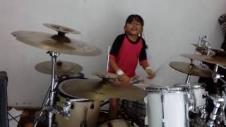 ZARA LEOLA move it Cindy Drummer 10 th cover