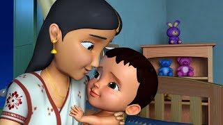 Khoka Ghumalo Para Juralo   Bengali Rhymes Collection For Children   Infobells