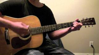 """""""Upside Down"""" Guitar Cover"""