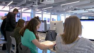 DMU's New Graphic Design Facilities