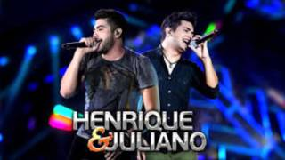 Henrique & Juliano - Contar pra que?
