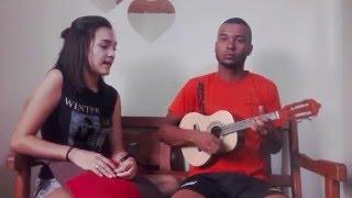 CAIA FOGO ♪ FERNANDINHO - CAVAQUINHO E VOZ (COVER)