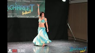 Belly dance Performance! Winner - Leilah