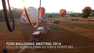 2014 Mongolfiere a Todi