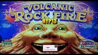 ☆NEW DELIVERY☆ Konami | Volcanic Rock Fire Slot Bonus & Line Hits