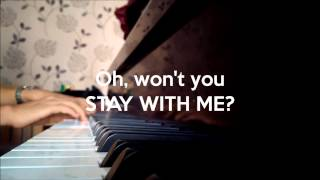 Sam Smith - Stay With Me (Short Piano Cover)