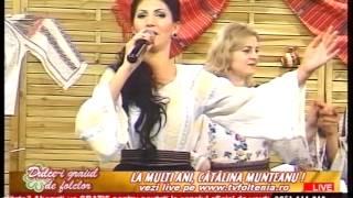 Catalina Munteanu - Vorbeste lumea mereu LIVE 2015