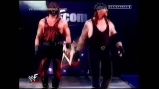 Undertaker & Kane: The Brothers of Destruction (Fight Song Promo)