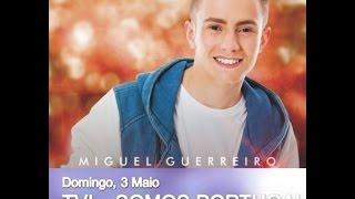 """Cantor MIGUEL GUERREIRO """"És só tu"""" em Melgaço na Festa dos Sabores (TVI) Contacto para Romarias"""