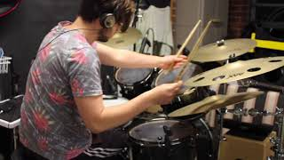 One Step Closer - Drum Cover