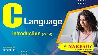 Introduction to C Language - Part 1 , C Language Tutorial