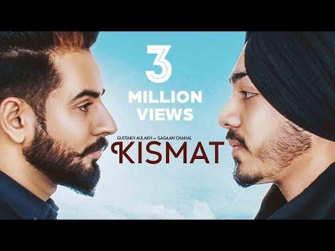 KISMAT LYRICS - Gustakh Aulakh | Punjabi Sad Songs