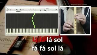 Ha sempre musica entre nos - Dina - SEM VOZ GUIA - Educacao Musical   Jose Galvao