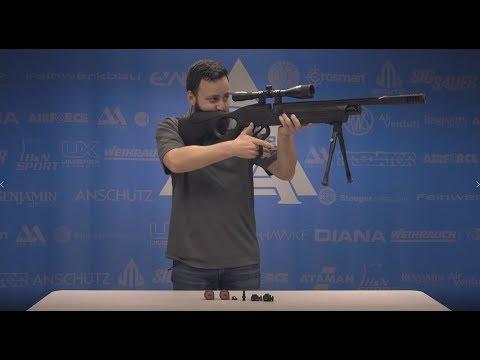 Video: Hatsan Vectis Lever Action PCP Air Rifle | Pyramyd Air