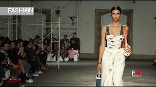 CHIARA DE NIGRIS Milano Moda Graduate 2019 Spring 2020 Portugal - Fashion Channel