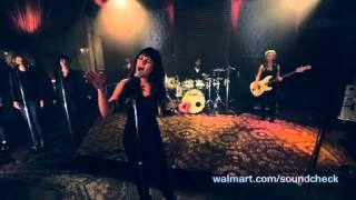 Cannonball - Lea Michele Live At Walmart Soundcheck