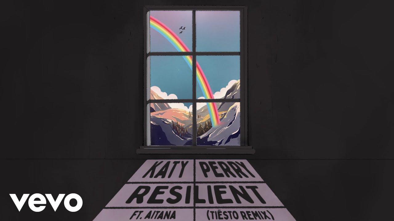 Katy Perry, Tiësto - Resilient