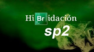 Imagen en miniatura para Hibridación sp2