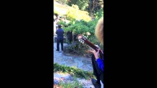 Beautiful Outdoor Wedding Ceremony Music Clip!!!!