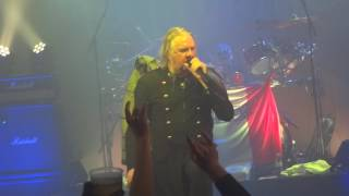 Saxon - And the Bands Played On - Live La Laiterie Strasbourg le 16/11/2016